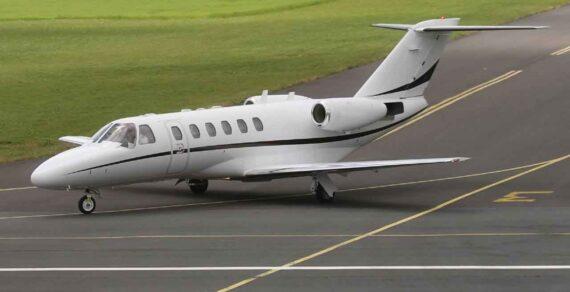 Cessna Citation CJ2 Exterior